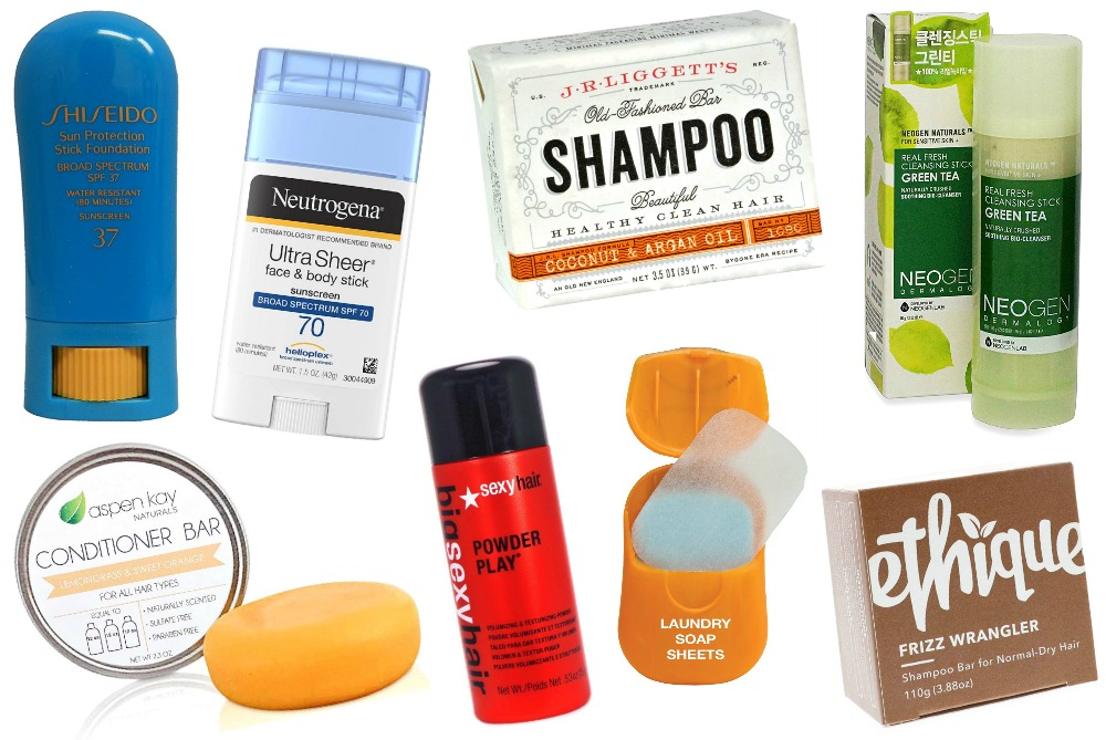 Solid Toiletries For Travel Forget Tsa Approved Liquids In 2020 Travel Shampoo Travel Laundry Detergent Tsa Approved Toiletries