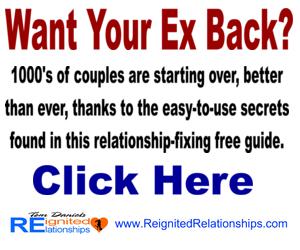 Fixing a breakup