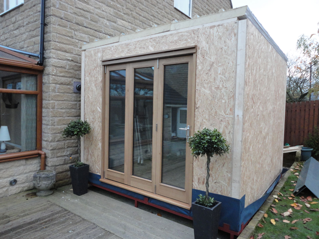 build a garden office. Many People Are Looking For A Garden Studio They Can Build Themselves, And This Range From Self Studios Is An Easy Option, Competent DIY\u0027er Office