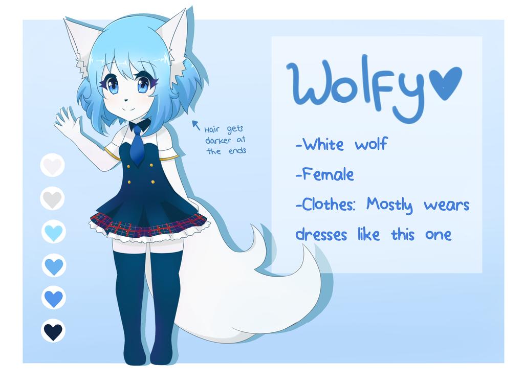 Wolfychu Reference By Wolfychu  Wolfychu Art Yt  Furry -4902