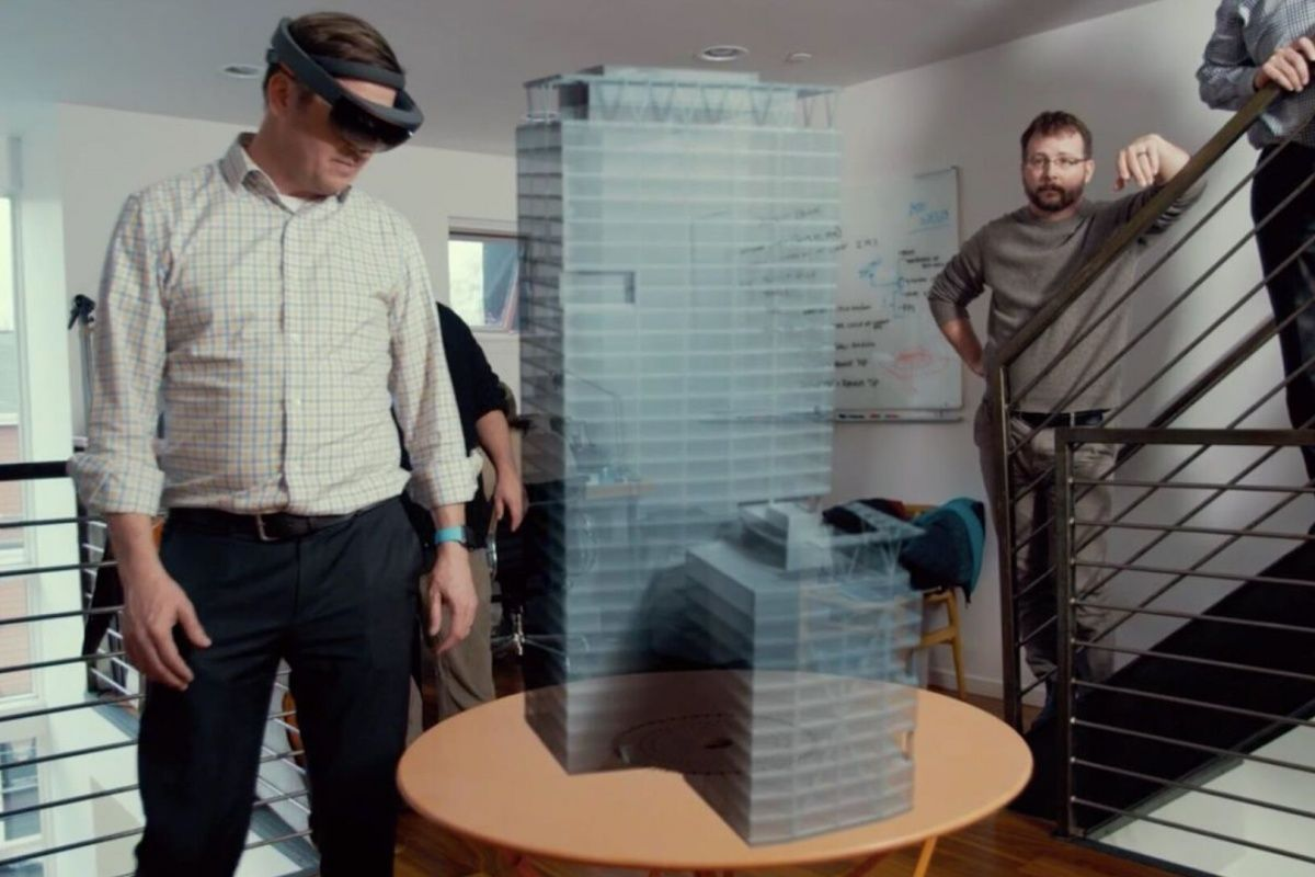 Studio 216 Uses HoloLens For Virtual Tour of Seattle's 2+U