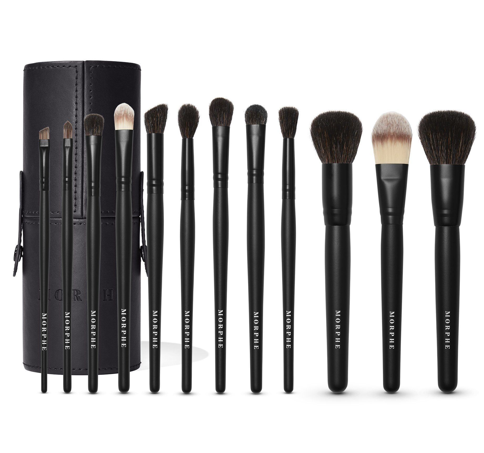 Vacay mode brush collection in 2020 Morphe brushes set