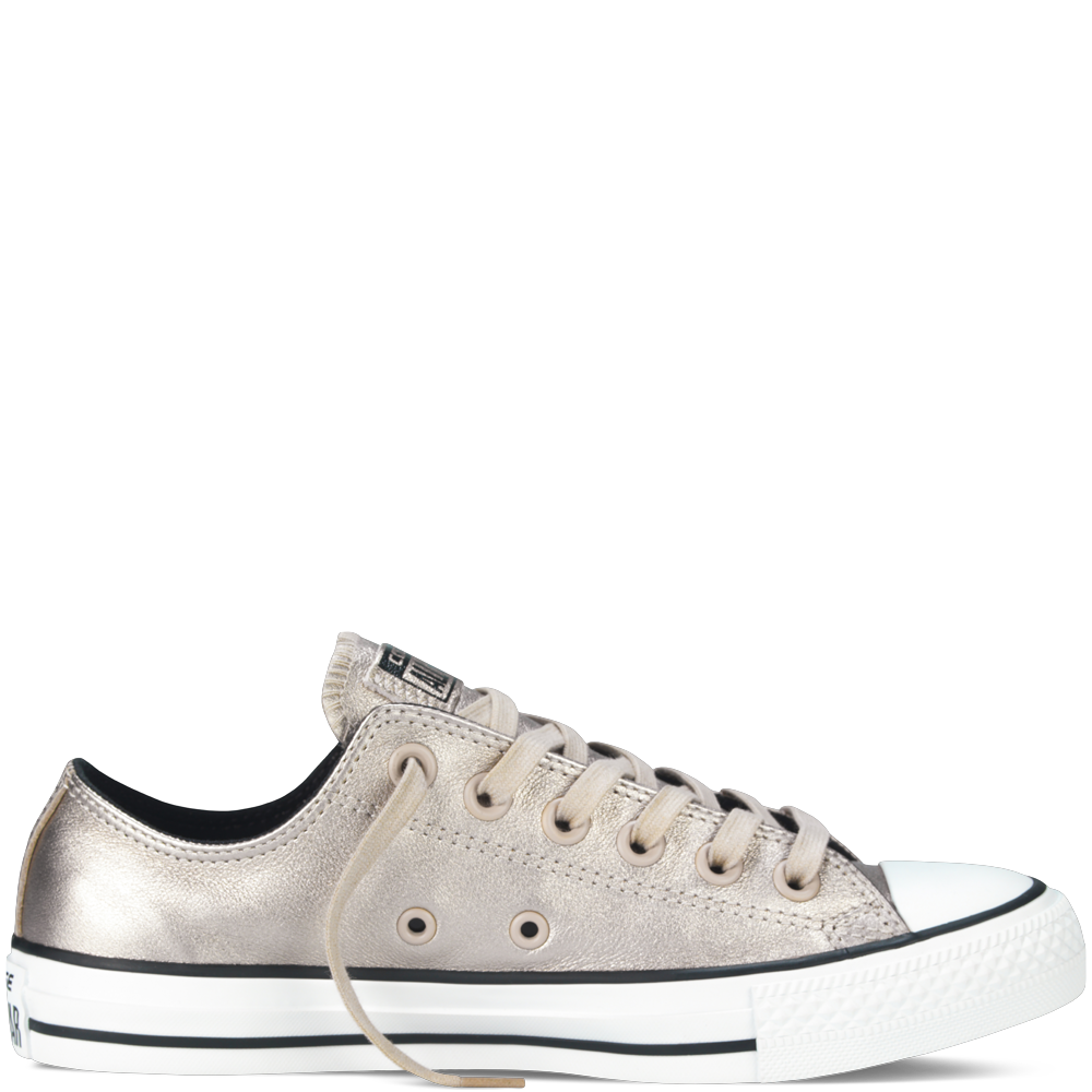 Chuck Taylor All Star Metallic portrait grey | Chuck taylors
