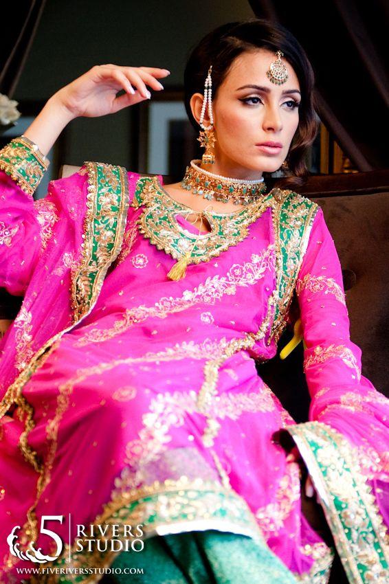 amazing gota work... | Indian Wedding Ideas | Pinterest