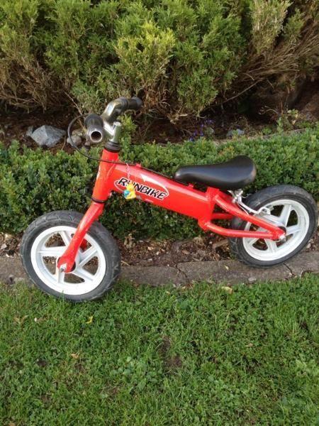 Kinder-Runbike....