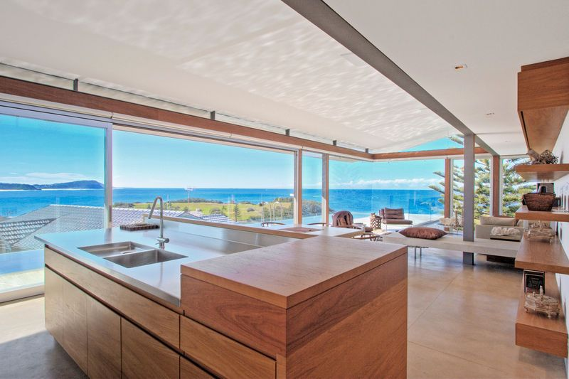 glass garage door central coast - Google Search