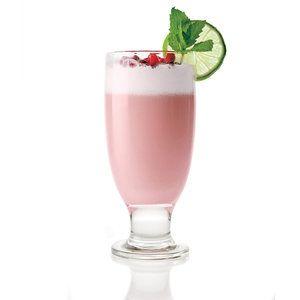 Flamingo Fizz - Pomegranate Gin Cocktail   Coastalliving.com