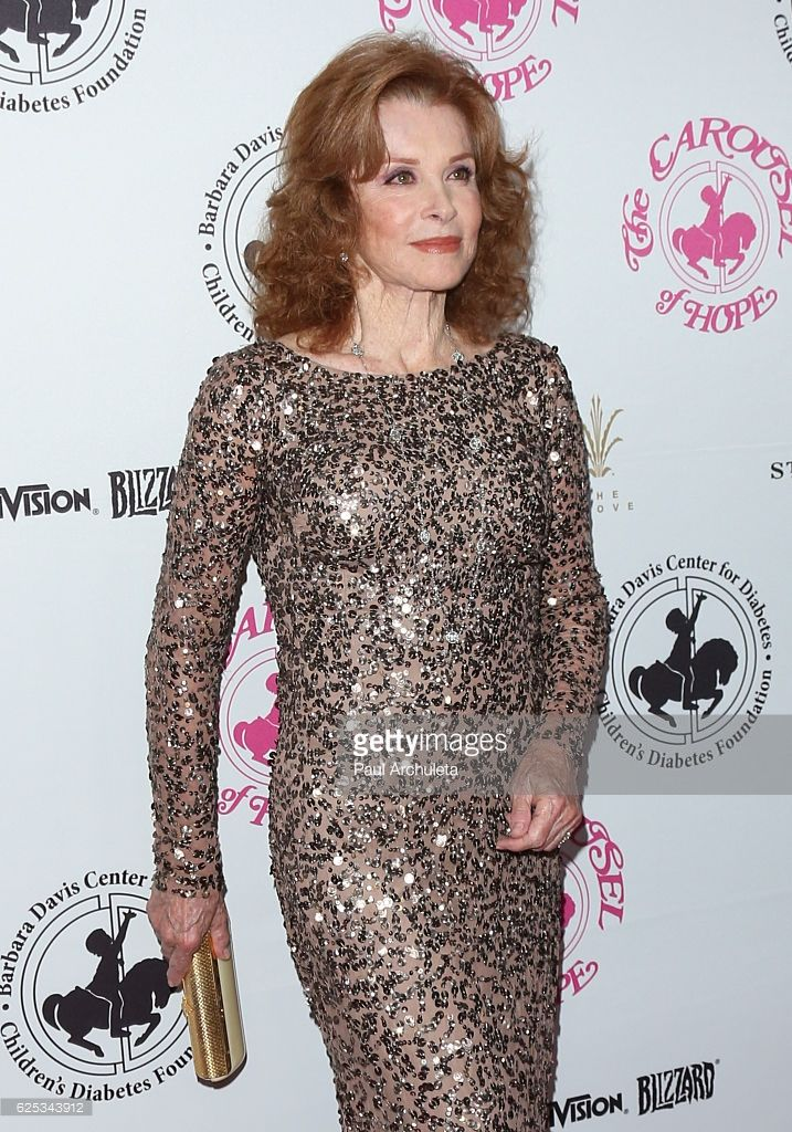Carousel Of Hope Ball Arrivals Photos and Premium High Res ...