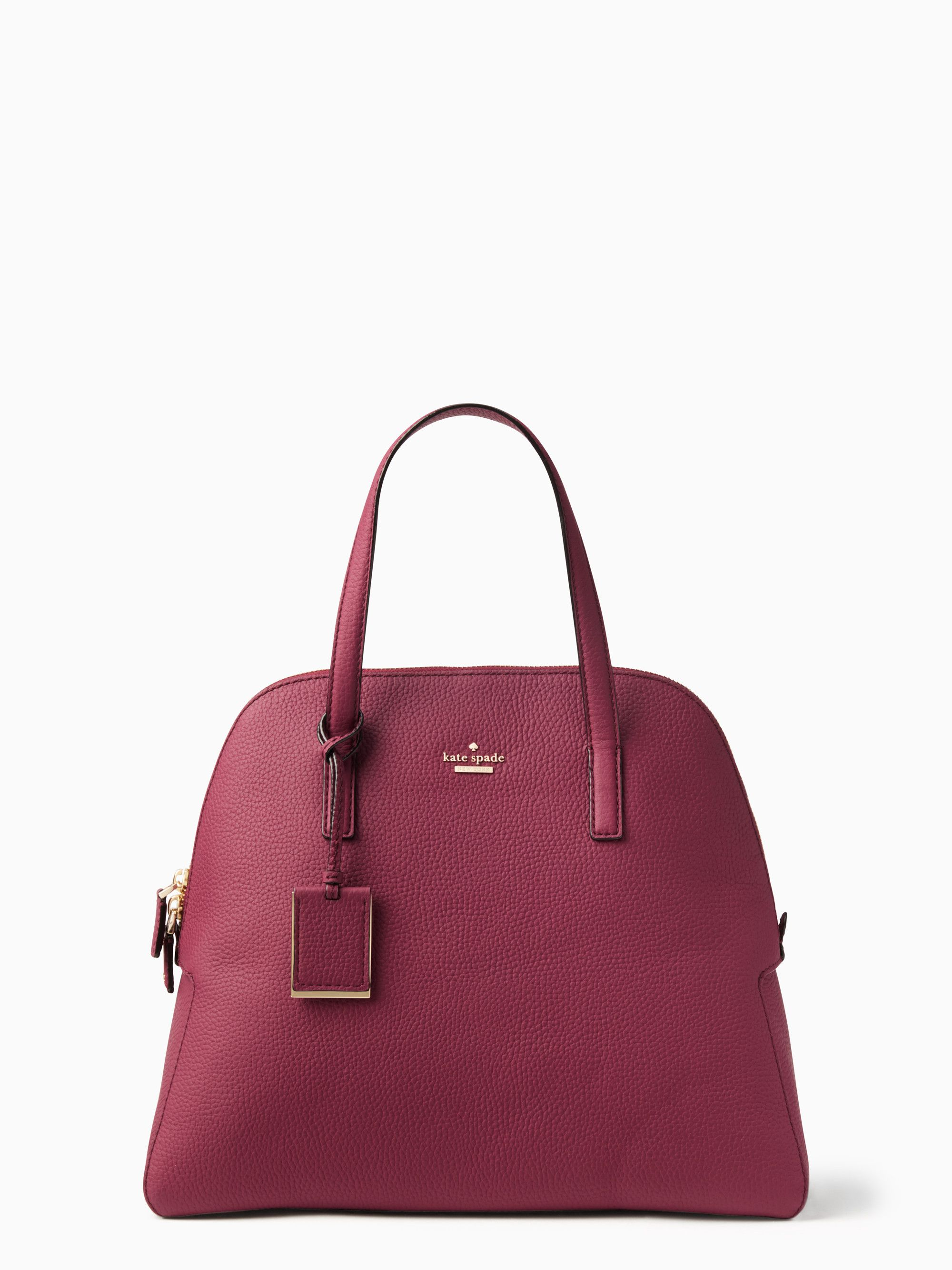 Our Margot Has Gotten A Mega Makeover This New Supersized Version Of Por Handbag Is Made From Soft Pebbled Leather And Finished With Matching