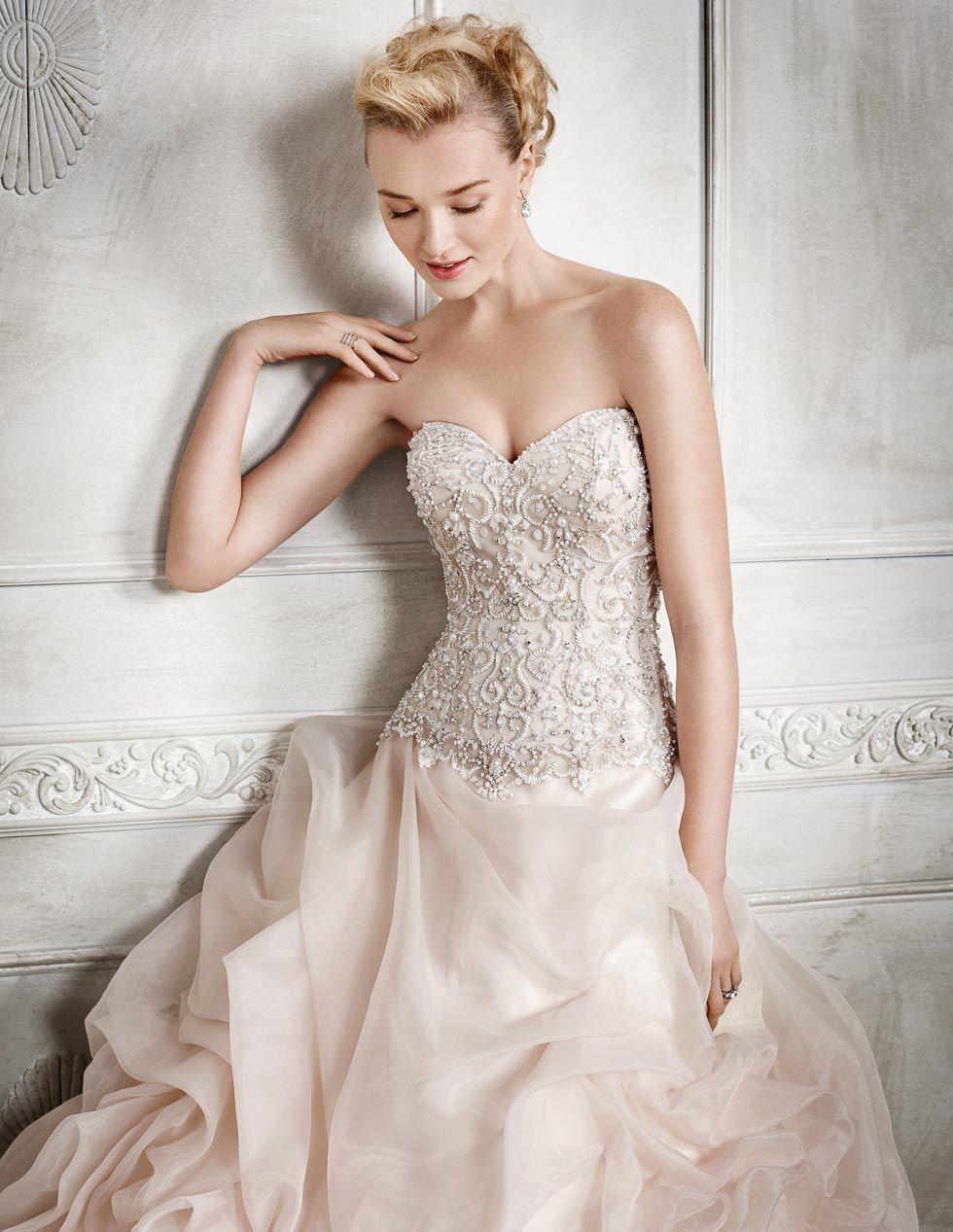 Kenneth Winston | Wedding dress, Schöne kleider und Brautkleider