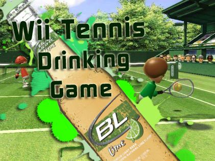 Dare Wii tennis girls fucked