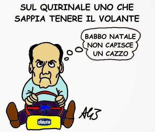 Le Opiniono di Bersani per il dopo Napolitano