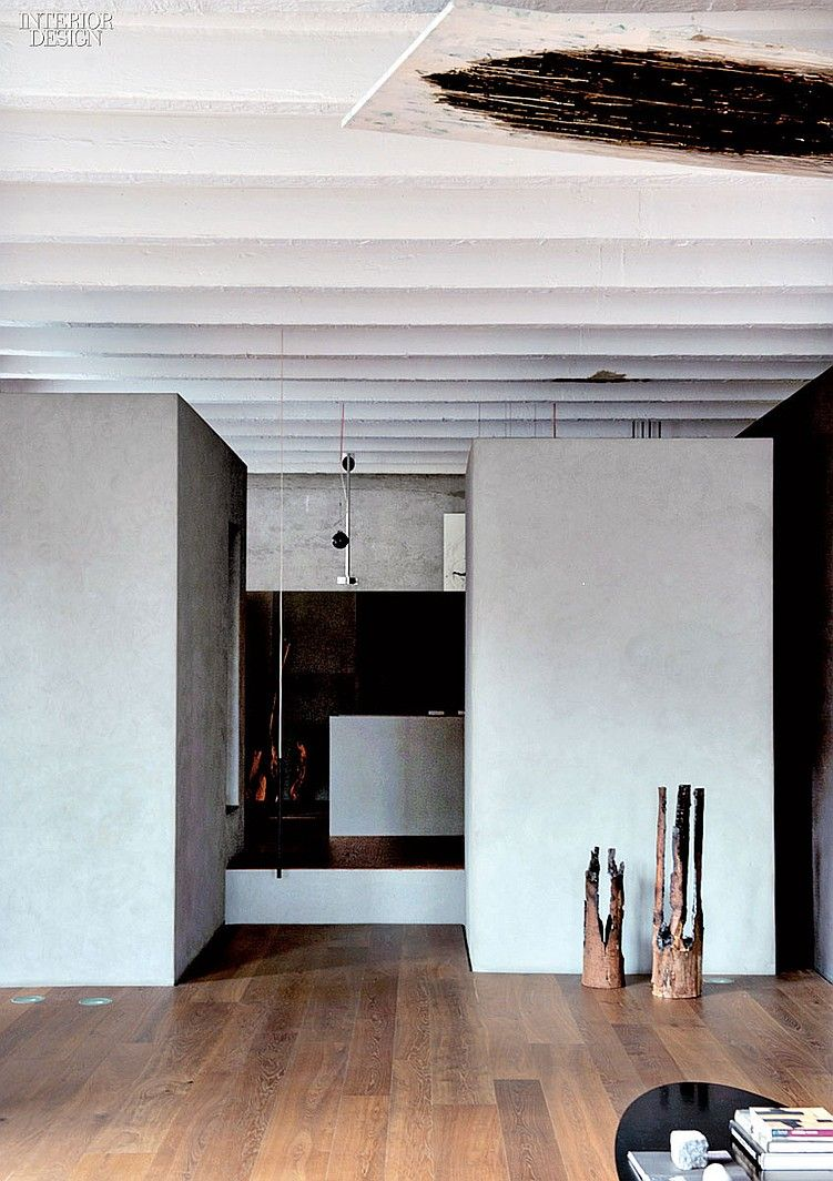 Blank Canvas: Architect Marco Video Starts Over | Projects | Interior Design