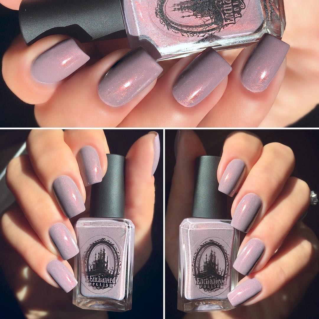 Enchanted polish november nails in pinterest