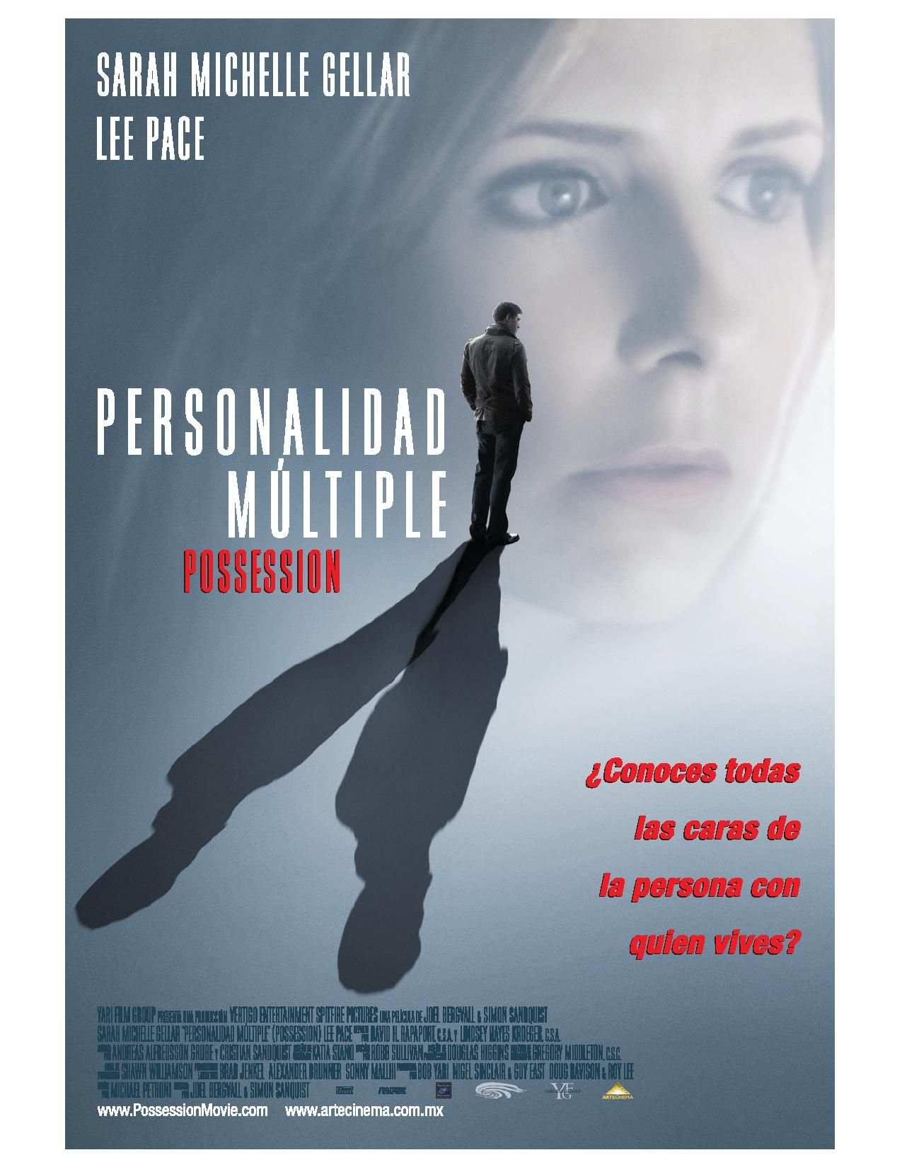 Personalidad Multiple Possession Assasins Creed Movie Posters Movies