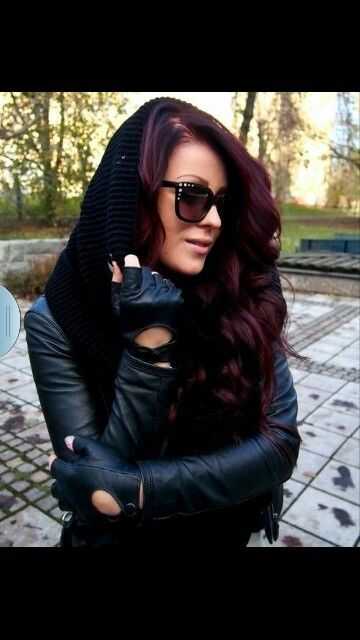 Idea of how i want my hair colored this time!