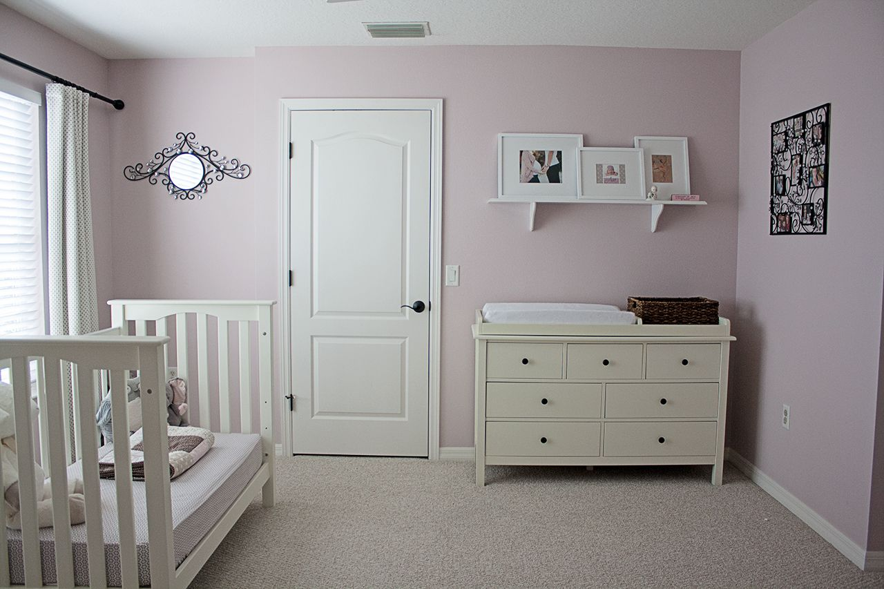 AJu0027s Nursery   BM Organdy, PBK Kendall Furniture