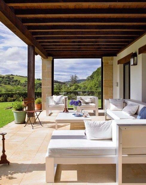 Terraza Galerias De Casas Casas Y Suelos De Exterior