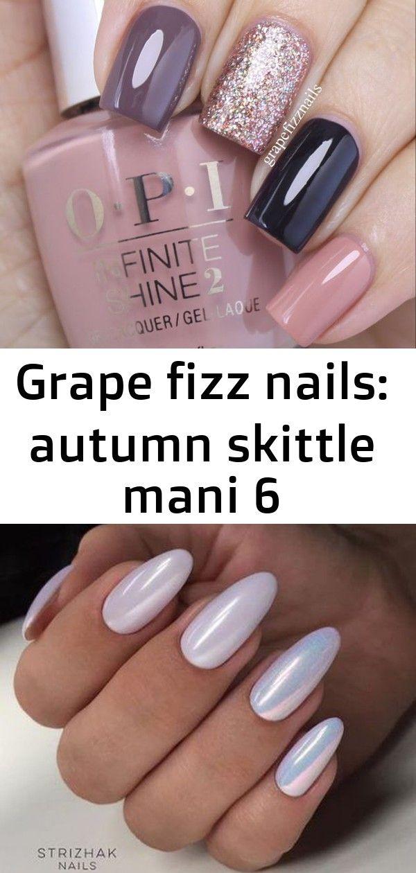 grape fizz nails   Opi nails designs, Opi nail envy, Nail envy