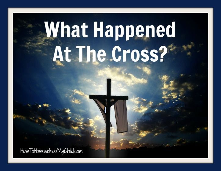 What Happened With Jesus On The Cross Easter Special Jesus On The Cross Happy Resurrection Sunday