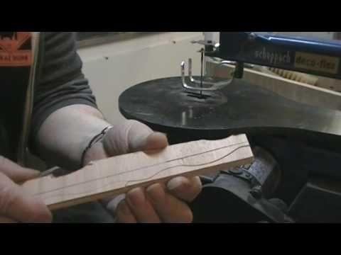 Bricolage La Scie A Chantourner Pour Debutants Kastepat Youtube Bricolage Scie Wood