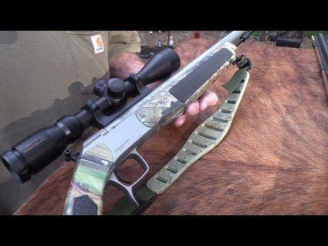 CVA Accura V2 Inline Muzzleloader | Guns | Shooting video