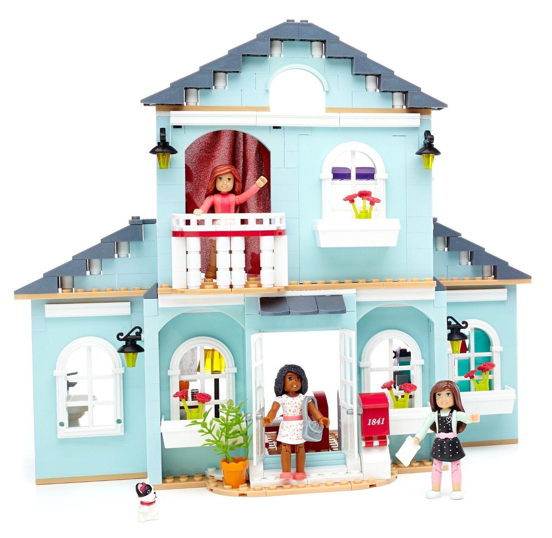 Amazon.com:+Mega+Bloks+American+Girl+Grace's+2-in-1+Buildable+Home+$47.39+{reg.+$69.99}