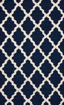 8x10 Moroccan Trellis on sale for $314 Color: Spa Blue (not the navy that is shown)