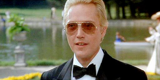 Cartier Vendome Santos Worn By Christopher Walken In James Bond A