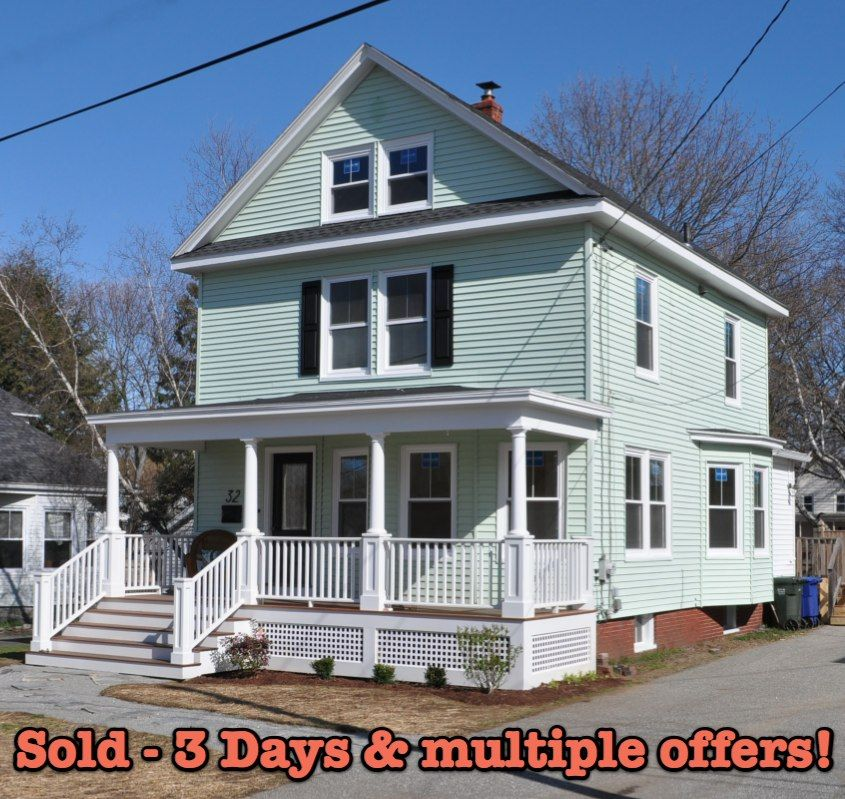 Can You Sell A House On Facebook Yes Sold With Multiple Offers In 3 Days Sell My House House Exterior Home Renovation