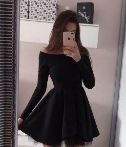 En Guzel Siyah Elbise Modelleri Elbisecim Netelbisecim Net Elbise Siyah Elbise Elbise Modelleri
