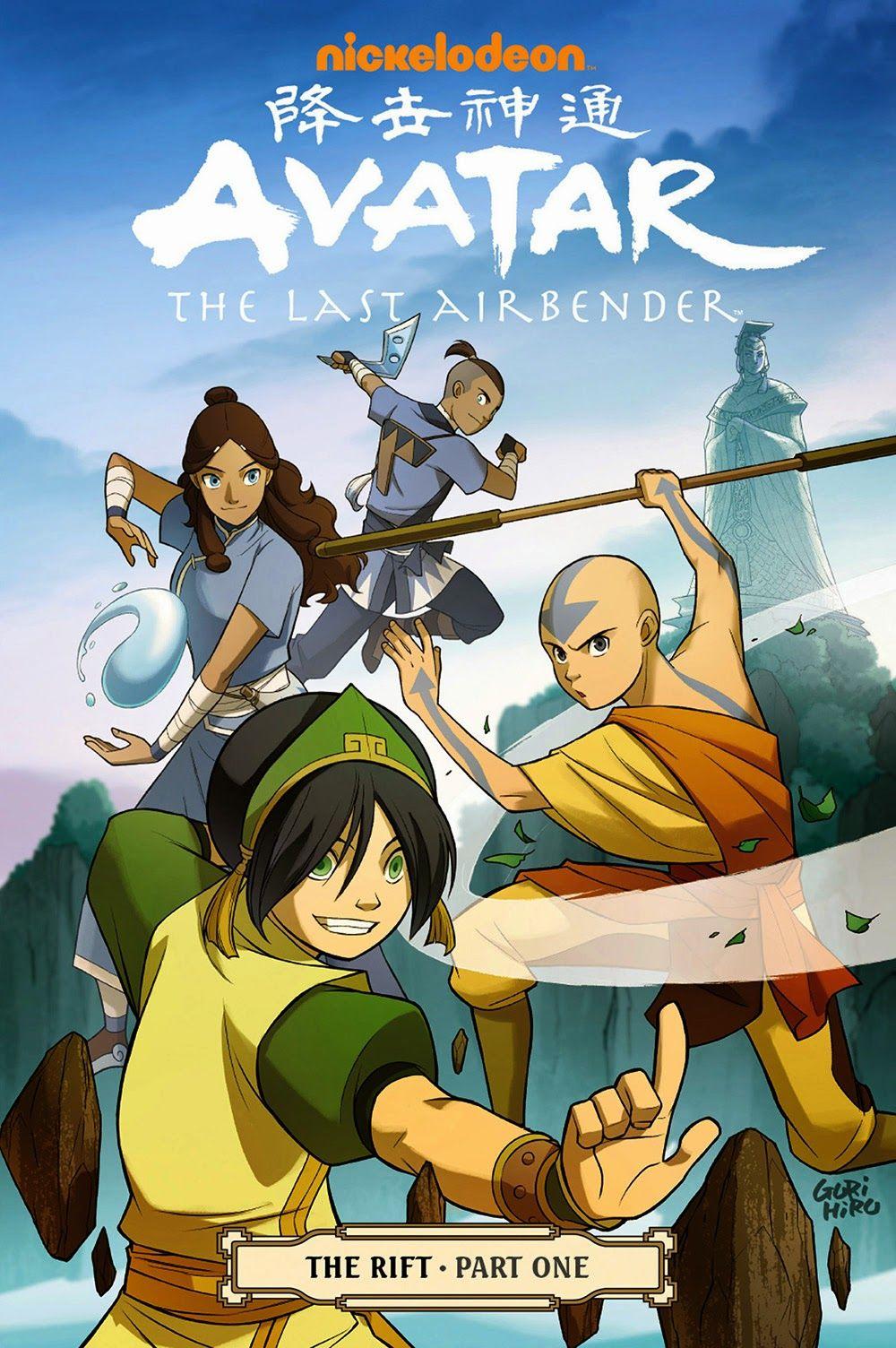 Avatar The Last Airbender The Rift Part 1 2014 Viewcomic Reading Comics Avatar El Ultimo Maestro Aire Avatar La Leyenda De Aang Personajes De Avatar