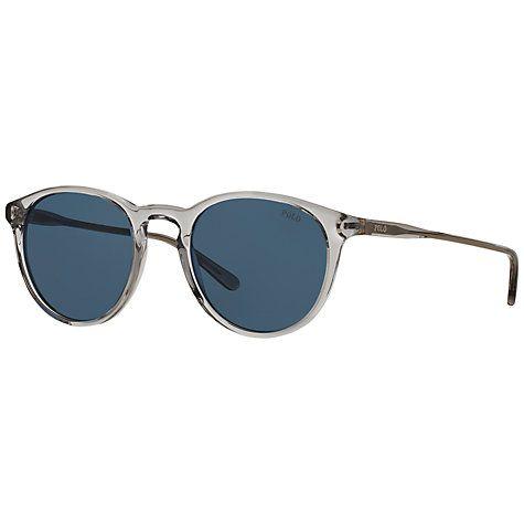 6c4269c2400b7 Buy Polo Ralph Lauren PH4110 Oval Sunglasses Online at johnlewis.com