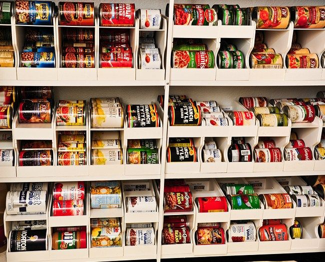 Emergency Food Storage Pantry Three Factors Necessary