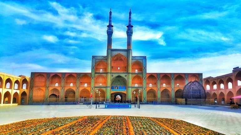 Amir Chakhmaq Complex Yazd Iran Iran Complex Beautiful Places