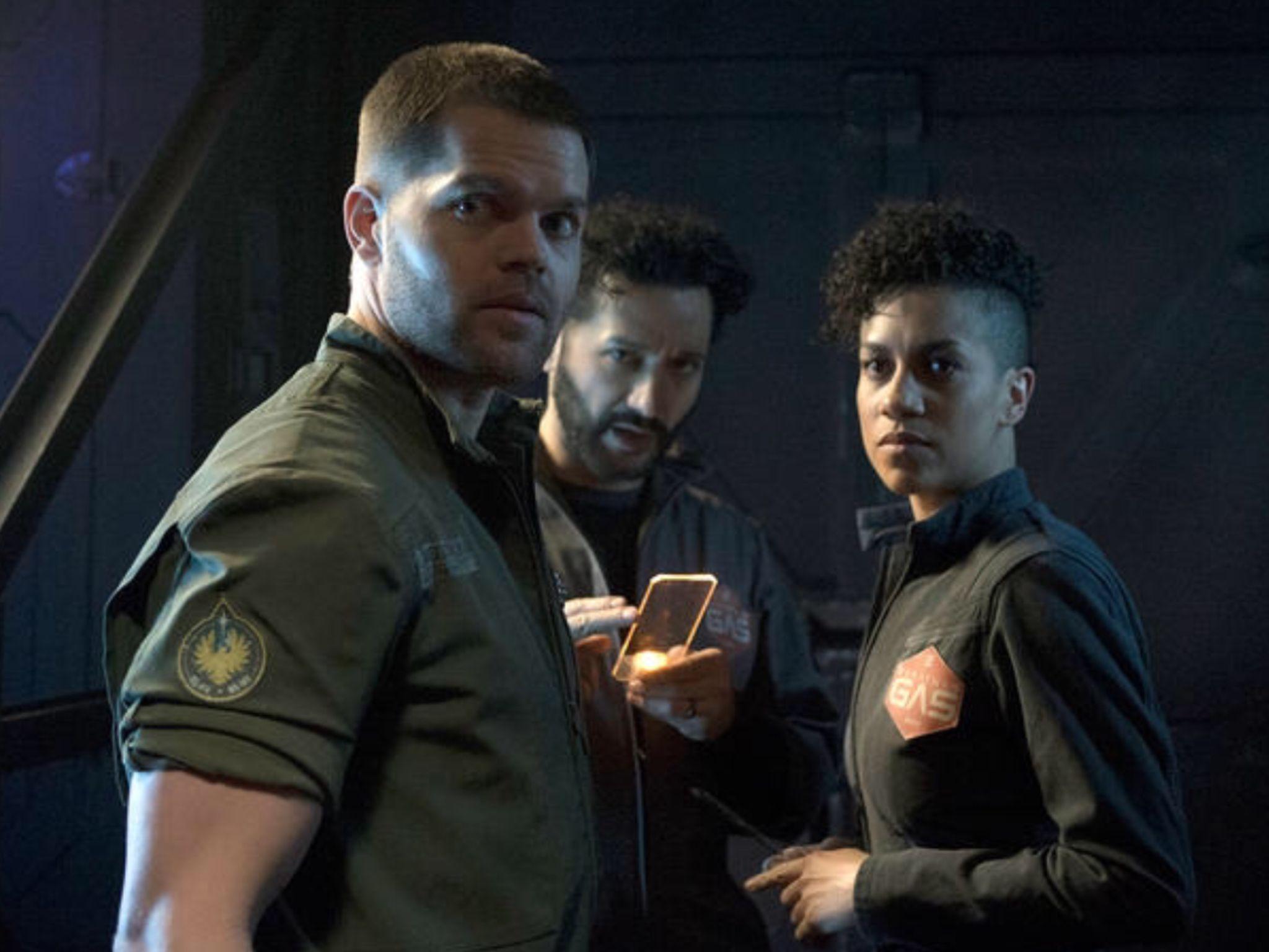 The Expanse Episode 9 Critical Mass & 10 Leviathan Wakes Season 1  Feb