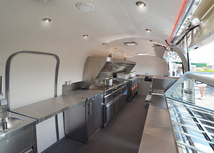 Food Service In Holland Wow Airstream RemodelAirstream InteriorFood Truck