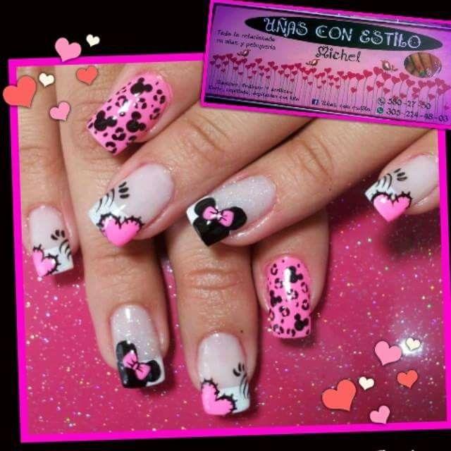 Divinas | uñas | Pinterest | Diseños de uñas, Arte de uñas y Manicuras