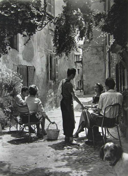 França, 1950.