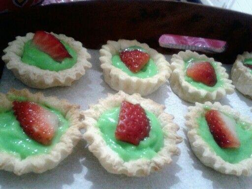 Green tarts