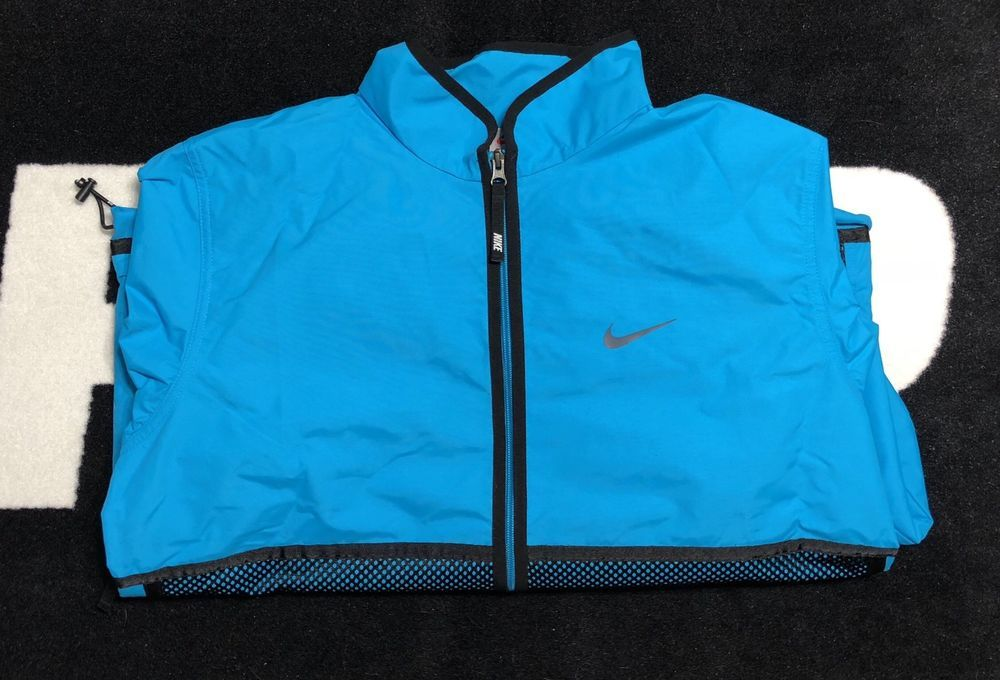 4c351636880 Supreme x Nike Humera Trail Running Jacket Blue L  fashion  clothing  shoes   accessories  mensclothing  activewear (ebay link)