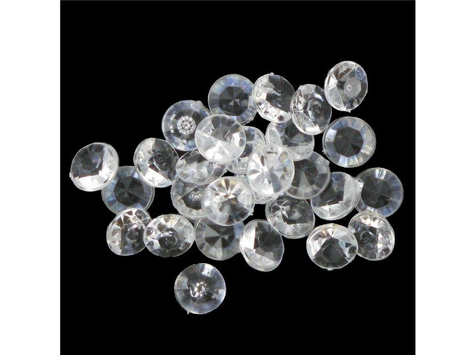 Small Diamond Wedding Confetti