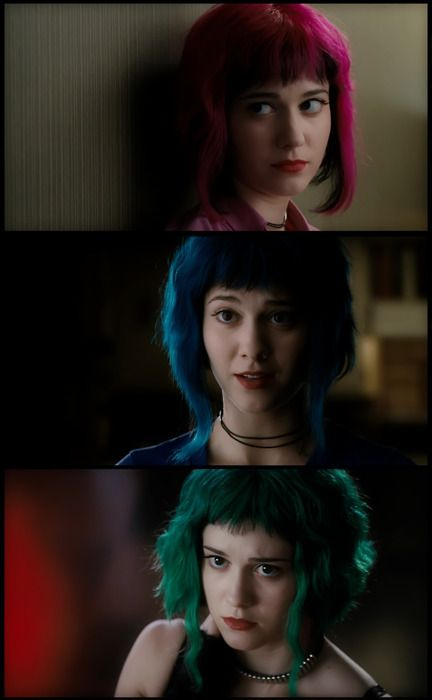 Ramona Flowers Is Definitely The Kind Of Girl That Would Ve Broken