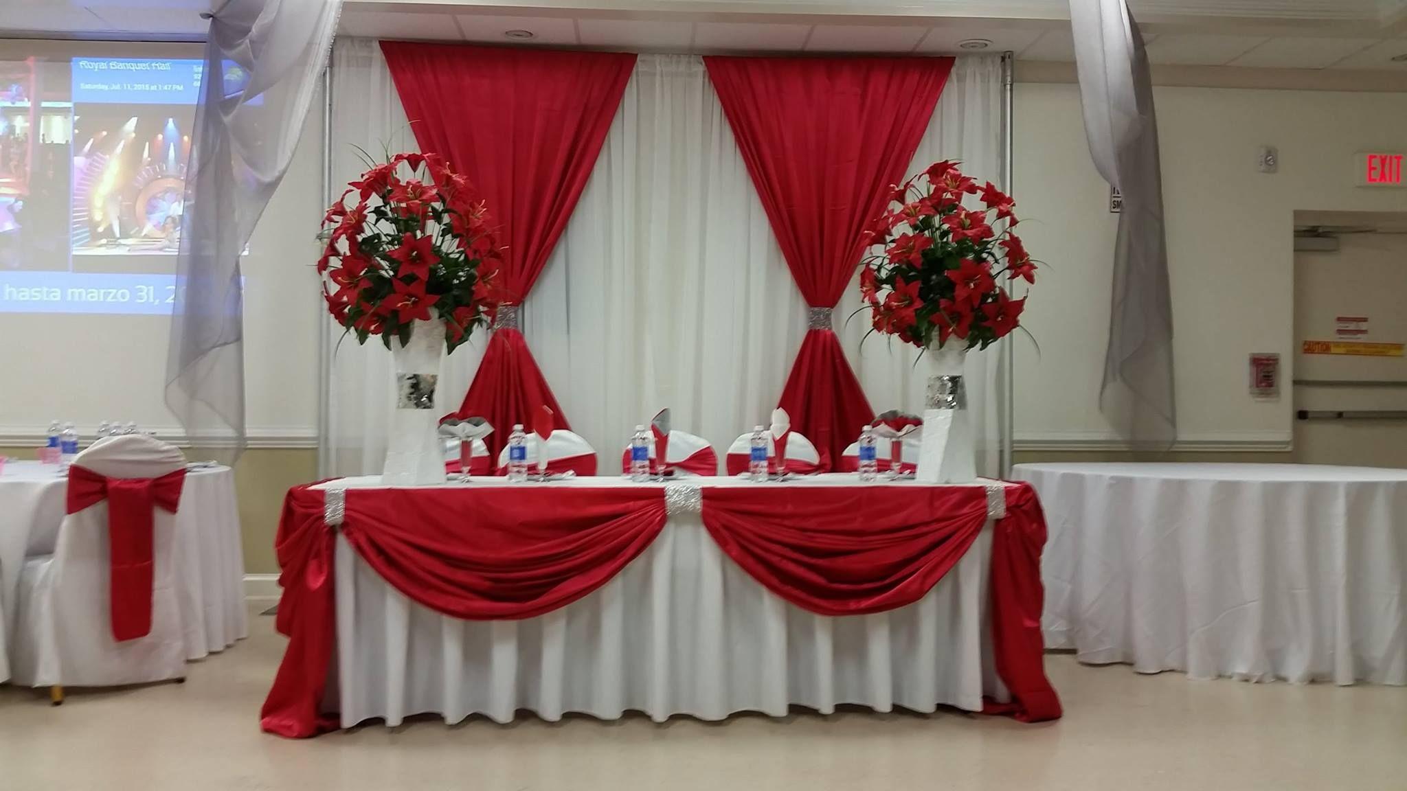 Pin de lauriitha padiilla en decoraci n pinterest rojo - Telas para paredes decoracion ...