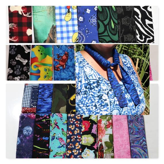 Cooling Neck Wraps Improved Design New Prints Cooling Neck Tie