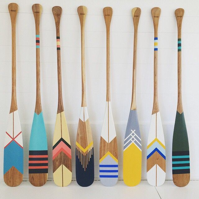Norquay Co Http Norquayco Com Canoe Canoeing Paddle Paddling Artisancanoepaddles Artisanpaintedcsnoepaddl Painted Paddles Paddle Decor Cottage Crafts