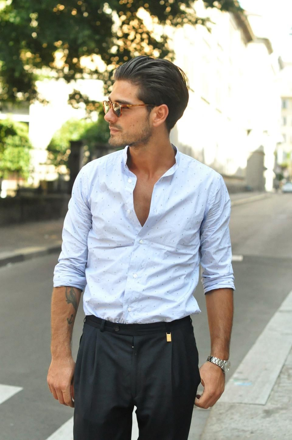 Discover Fashion Online | Abbigliamento uomo e Uomini stili