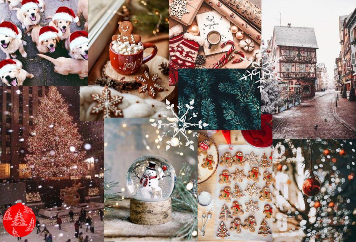 Christmas Wallpaper Christmas Wallpaper Christmas Lockscreen Wallpaper Aesthetic christmas wallpaper computer