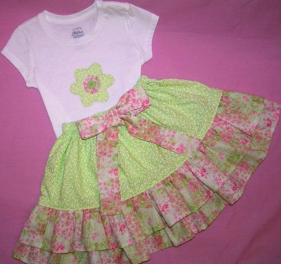 Little girls ruffle skirt outfit , green ruffle skirt , toddler back to school outfit , girls... #twirlskirt Little girls ruffle skirt outfit , green ruffle skirt , toddler back to school outfit , girls twirl skirt , green and pink skirt, size 3-4, #girls #Green #outfit #pink #Ruffle #School #size #skirt #toddler #Twirl #twirlskirt Little girls ruffle skirt outfit , green ruffle skirt , toddler back to school outfit , girls... #twirlskirt Little girls ruffle skirt outfit , green ruffle skirt , t #twirlskirt