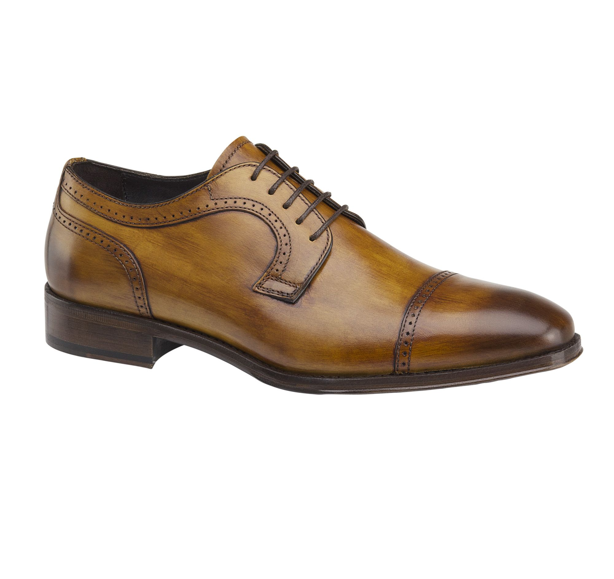 Cormac Cap Toe | Johnston & Murphy